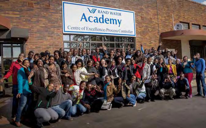 Establishement Rand Water Academy 1