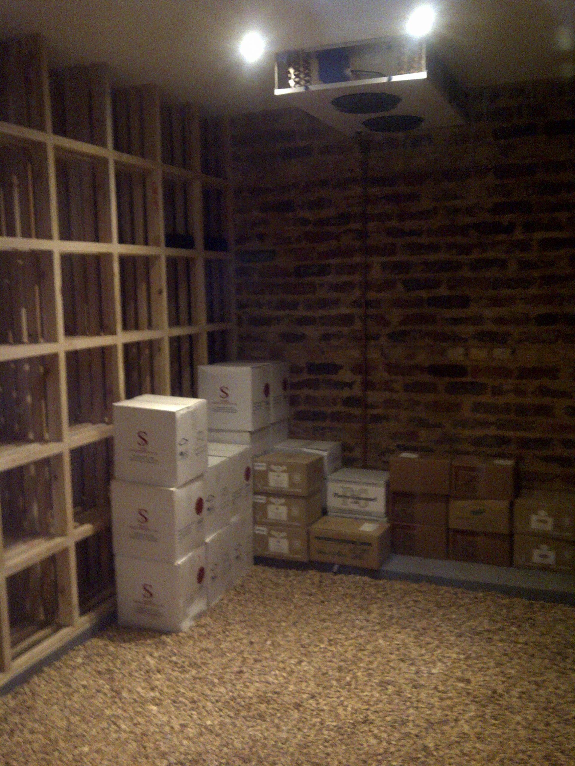 Wine Cellar BandB